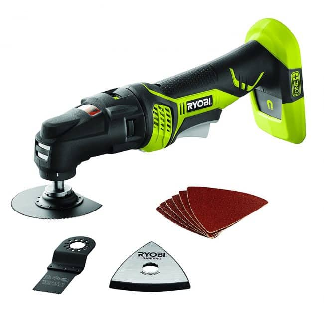 Ryobi One+ Multitool Review