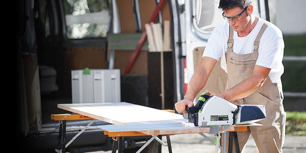 Festool Plunge Saw Review
