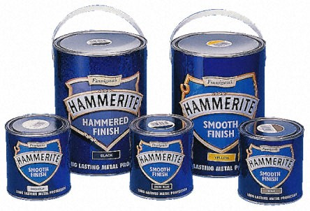 Hammerite Paints Overview