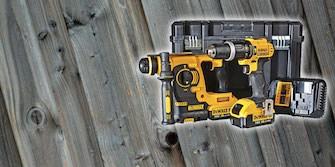 DeWalt Drill Set Review – Combi Drill Plus Hammer