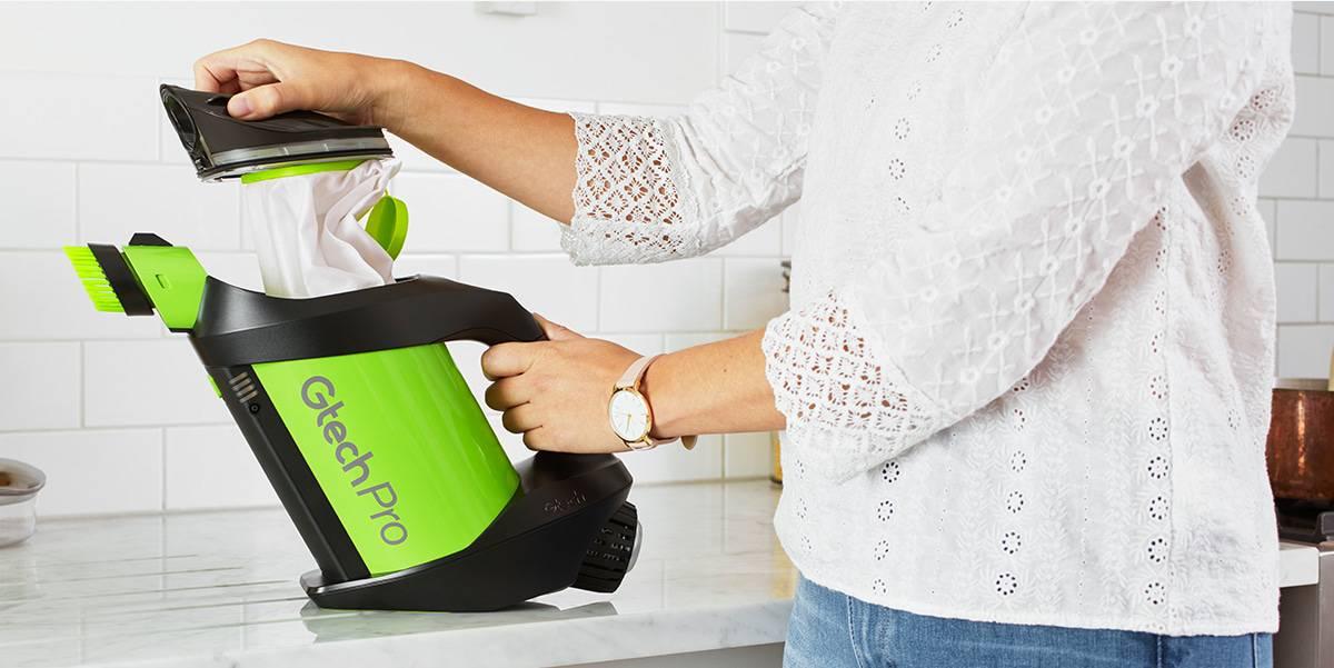 gtech pro bag
