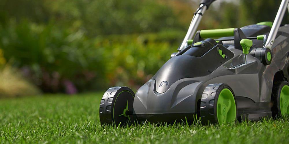 Gtech Falcon Cordless Lawnmower Review