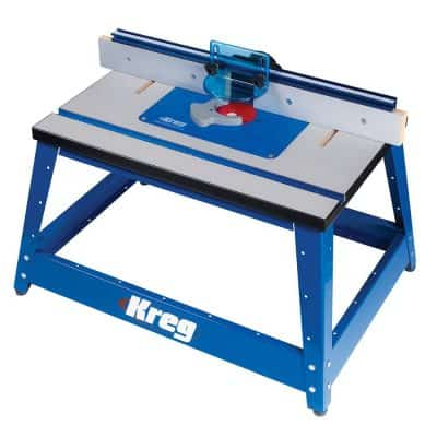 Kreg 257334 Precision Benchtop Router Table
