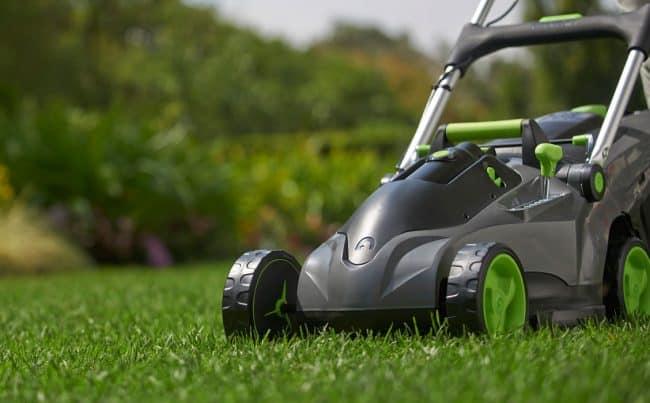 Gtech Falcon Cordless lawn mower