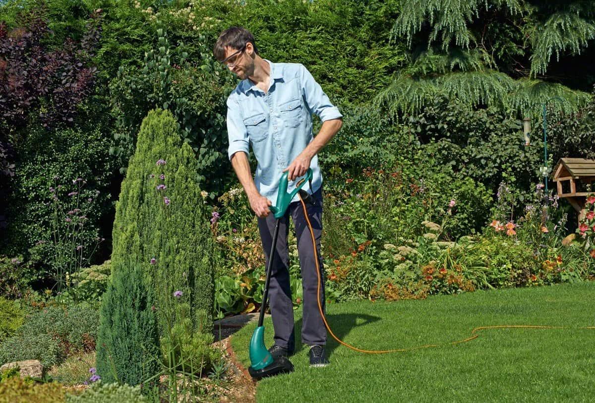 Bosch Art 23 SL Electric Grass Trimmer