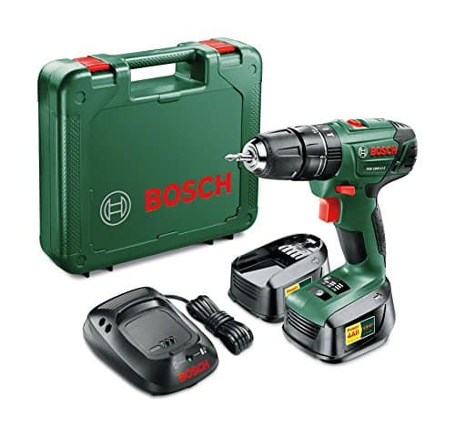 Bosch PSB 1800 Li-2 Combi Drill Set