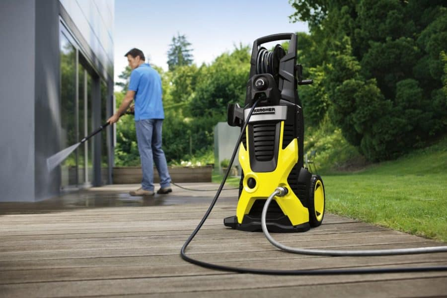 Top 5 Pressure Washers