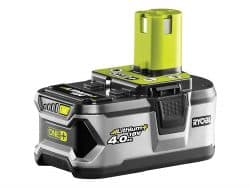 Ryobi One+ Battery Range Overview