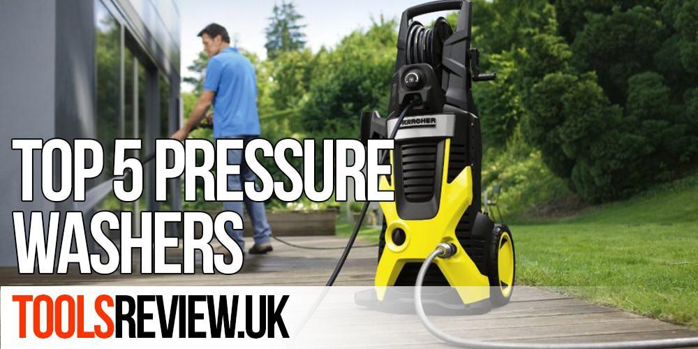 Top 5 Pressure Washers