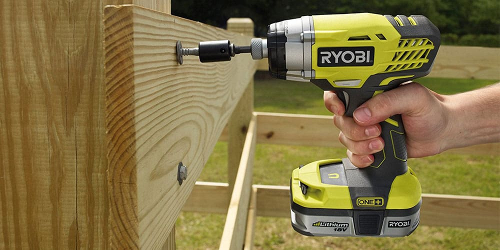 Best Cordless Impact Drivers 2018