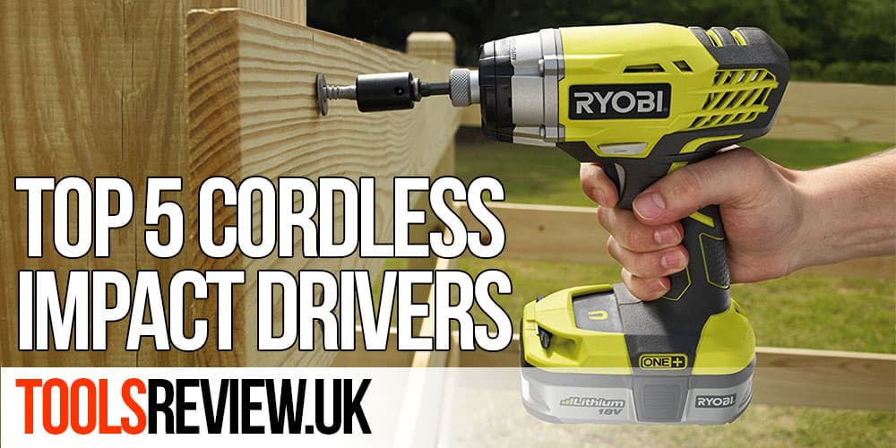 Top 5 cordless impact drivers review