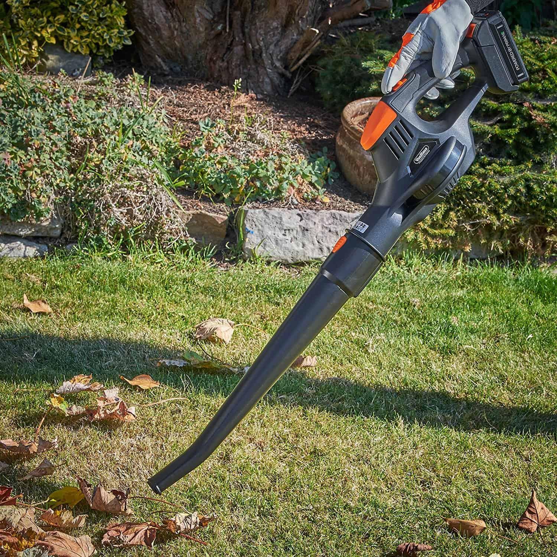 VonHaus 20V Max. Li-ion Cordless Leaf Blower Review