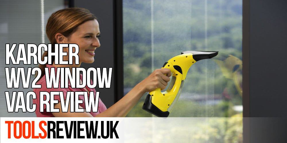 Karcher WV2 Plus Window Vac Review