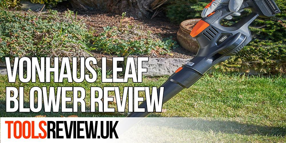 Leaf Blower Review