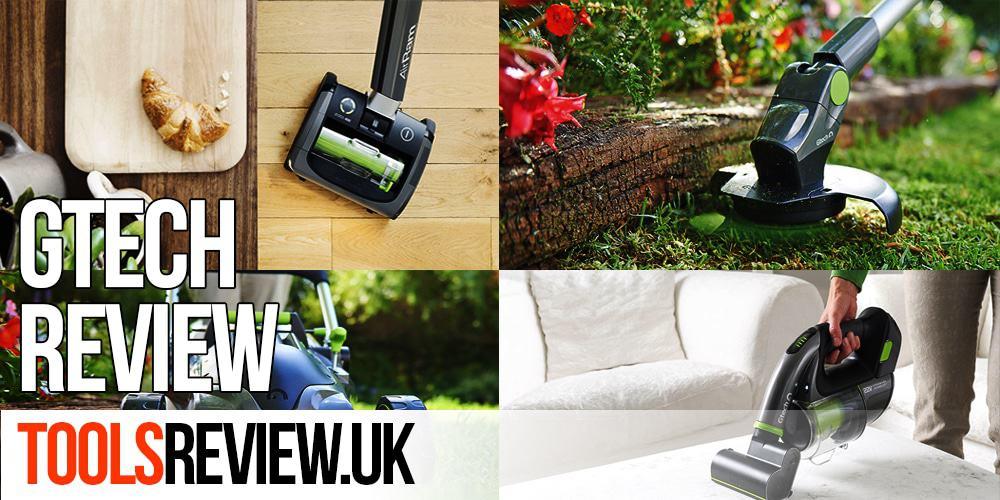 Gtech Vacuums amp Gardening Equipment Review TOOLSREVIEW
