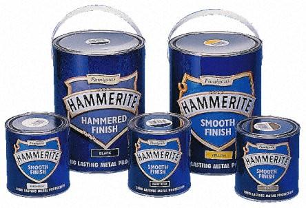 Hammerite Paint Range Overview - ToolsReview uk