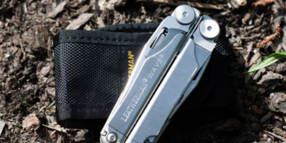 Leatherman Wave Review Cover