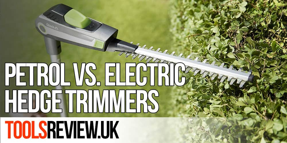 Petrol Vs. Electric Hedge Trimmer