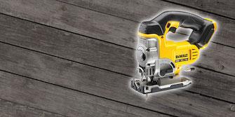 DeWalt Jigsaw Review (Part of the DeWalt XR range)