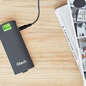 gtech pro battery