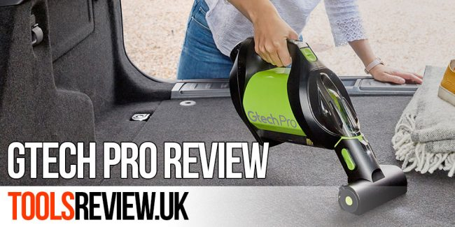 gtech pro review header