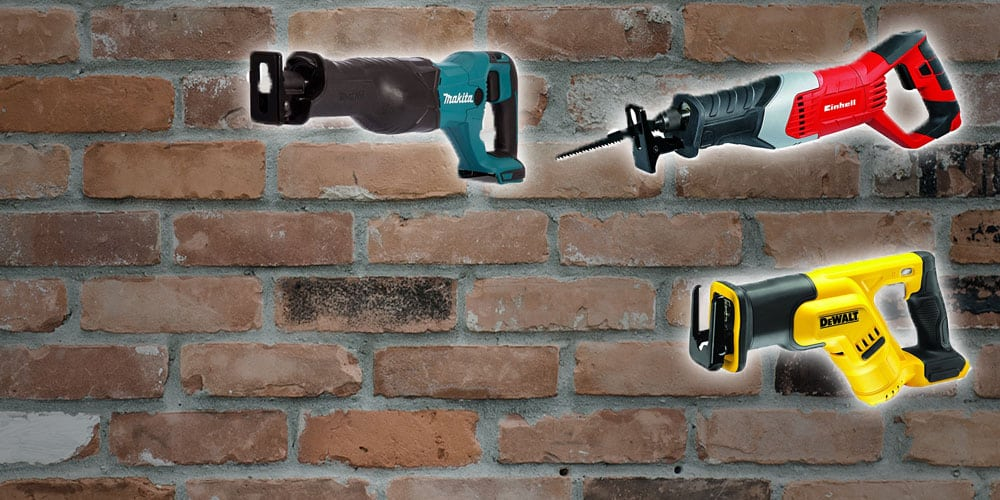 Best Cordless Reciprocating Saw – Our Top 3 Review