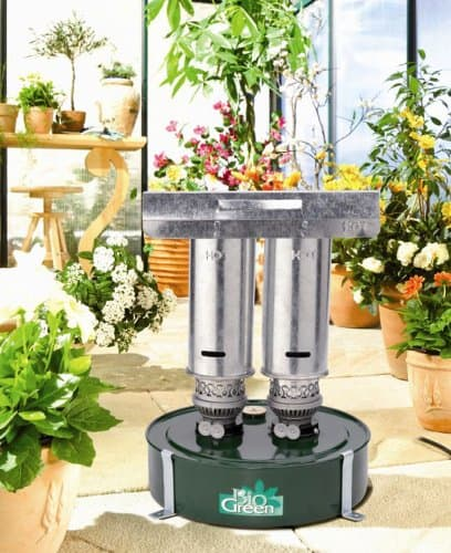 Bio Green Greehouse Heater