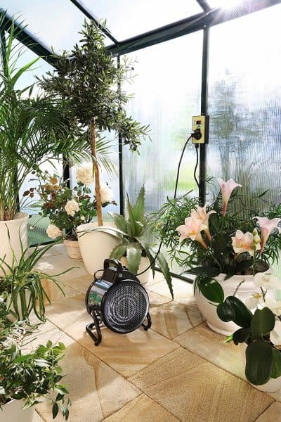 Bio Green Greenhouse Heater