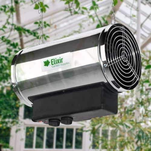 Elixr Greenhouse Heater