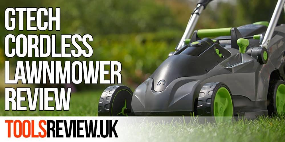 Gtech Falcon Cordless Lawnmower