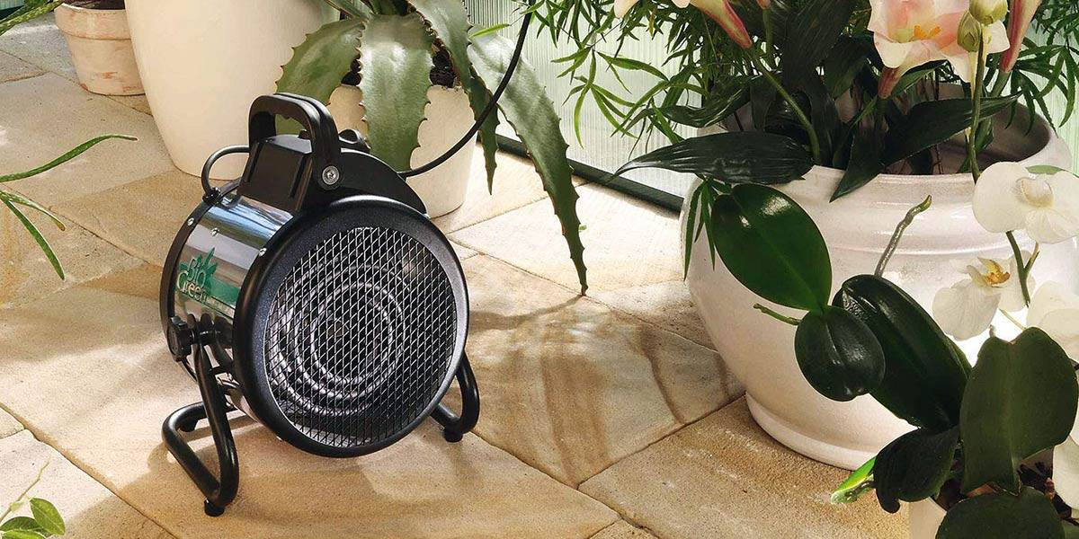 Greenhouse Heaters - A Buyers Guide