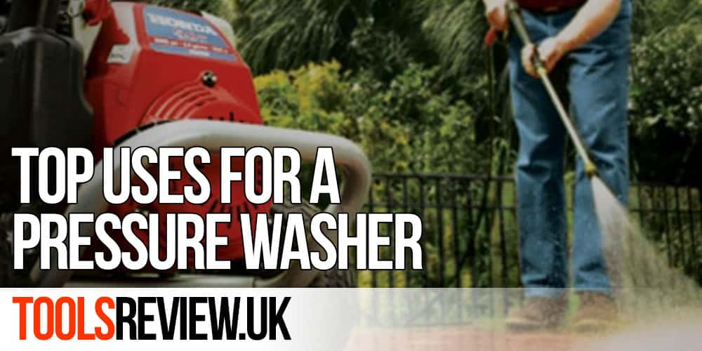 Pressure-washer-uses