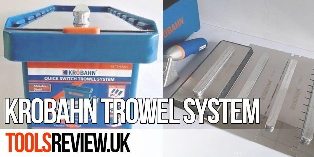 Krobahn Trowel System