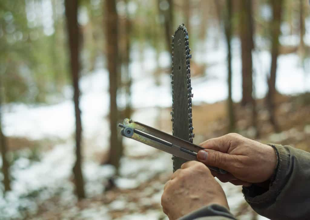 Best Chainsaw Sharpeners